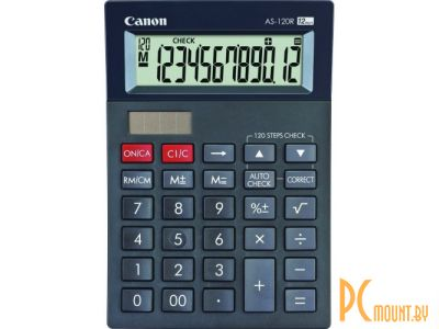 other calculator canon as-120