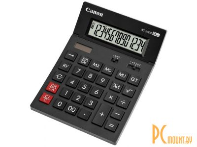 other calculator canon as-2400