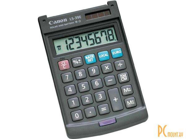 other calculator canon ls-39e