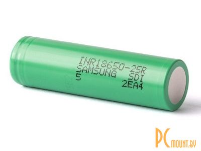 arduino battery 18650 samsung 2500mah inr18650-25r