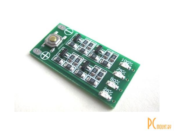 arduino battery li power indicator 3s 11-1v 12v 12-6v