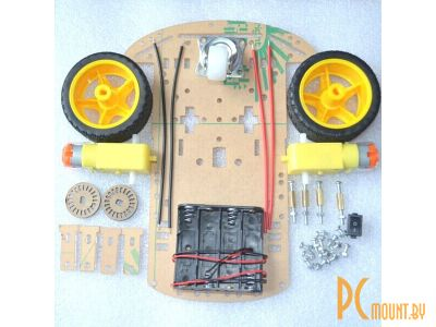 arduino car chassis kit zk-2wd