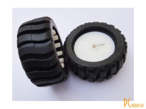 arduino car wheel rubber