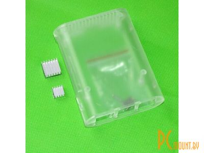 arduino plastic case raspberry pi2 model-b transparent acrylic box