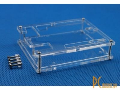 arduino plastic case uno transparent acrylic box