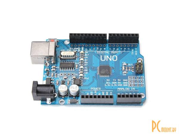 фото Arduino, UNO R3 (CH340G)