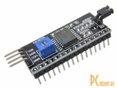 arduino module serial port i2c for 1602lcd display