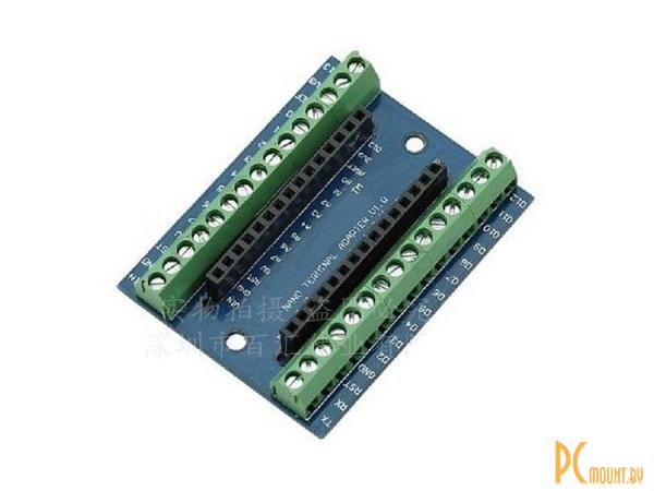 arduino expansion board nano io shield v1-0