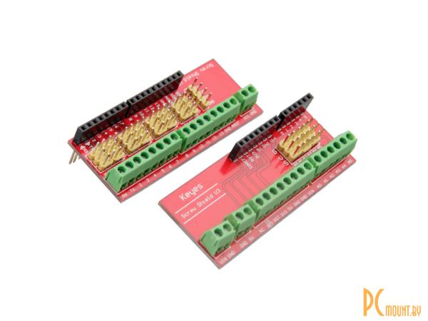 arduino expansion board screw shield v3 uno-r3