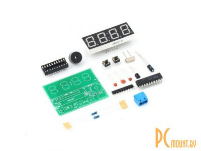 arduino kit diy c51 electronic clock