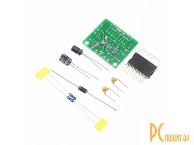 arduino kit amplifier tda7297 2x15w