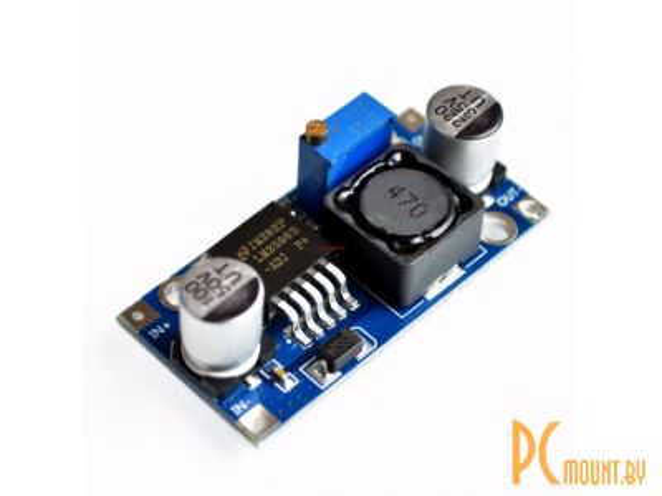 arduino module converter dc-dc lm2596