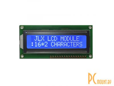 arduino module display lcd 16x2 lcd1602b blue