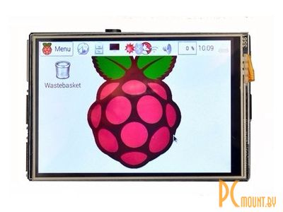 arduino module display lcd touch 3-5inch raspberry pi3 hdmi kedei
