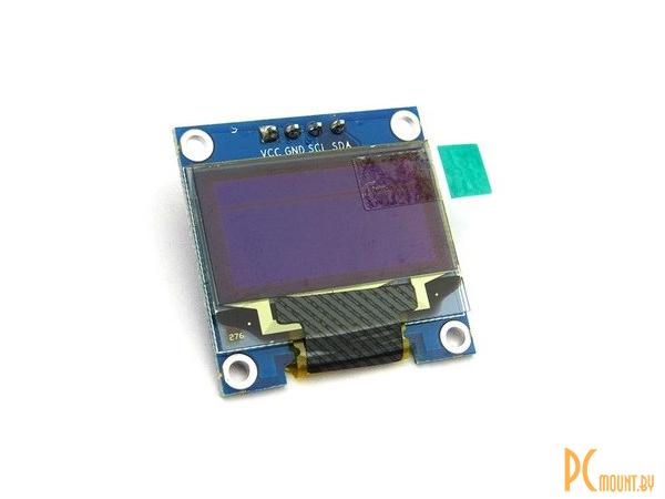 фото Arduino, Модуль с дисплеем OLED 0.96 inch 12864 IIC interface