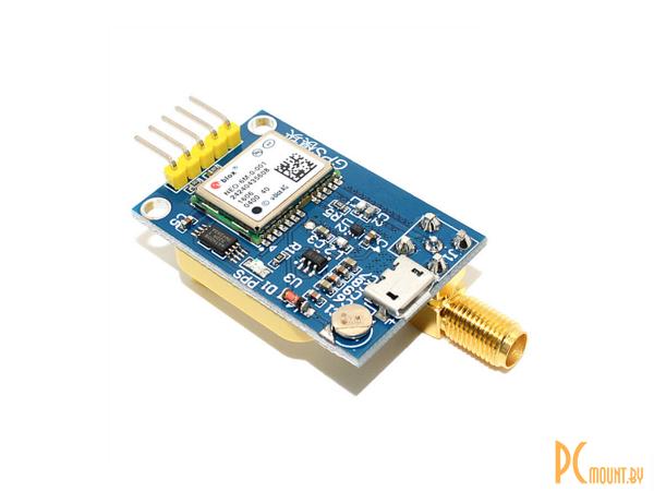 arduino module gps gy-neo6m
