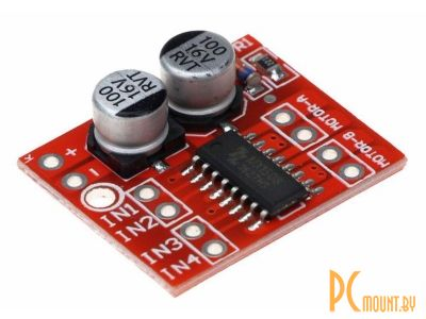 arduino module motor drive l298n mini