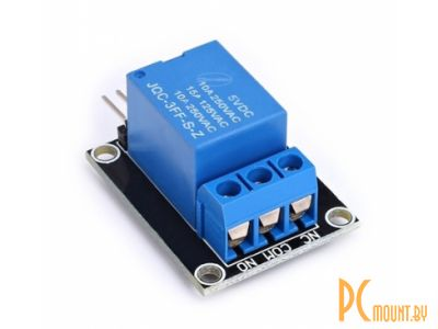 arduino module relay 1-channel 5v ky-019