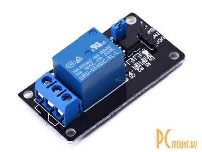 arduino module relay 1-channel 5v+optocoupler