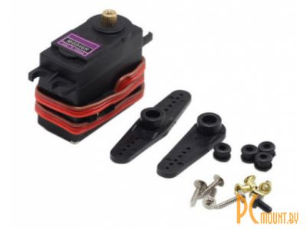 arduino motor servo towerpro mg90s
