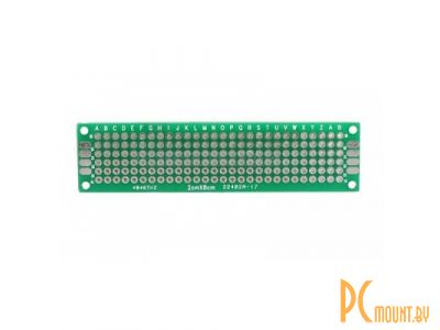 arduino pcbboard 2x8cm double-side