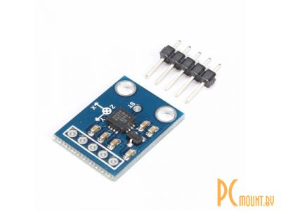 arduino sensor accelerometer triple-axis gy-61