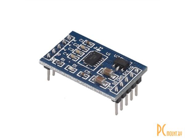 arduino sensor accelerometer triple-axis mma7361