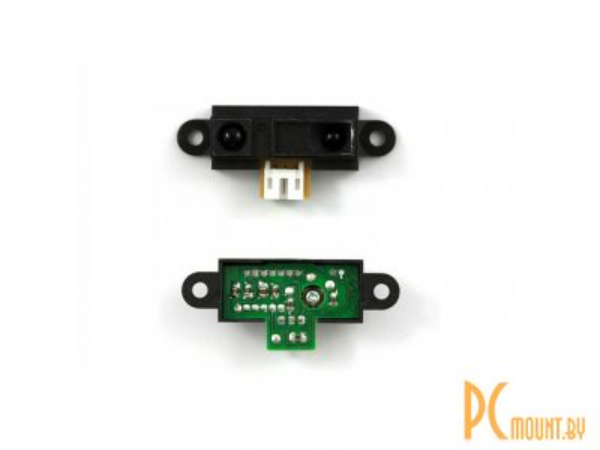 arduino sensor distance ir sharp 2y0a21