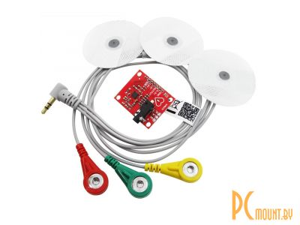 arduino sensor ecg ad8232 kit
