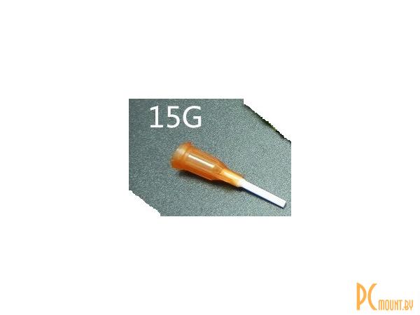 arduino tools plastic dispensing needle 15g amber