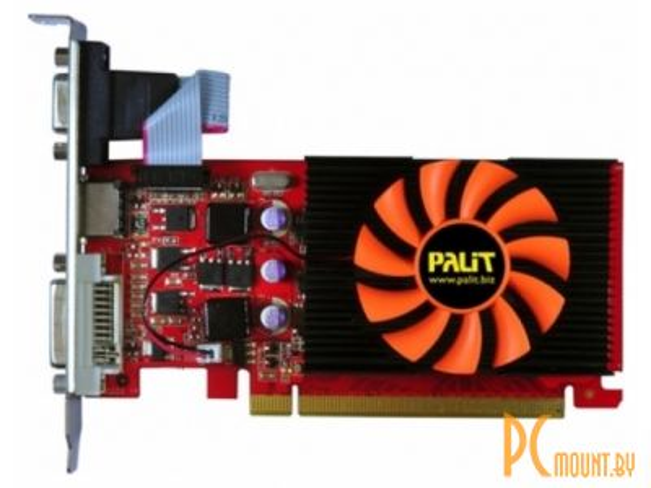 фото XpertVision (Palit) PCI-E GeForce GT440 1024MB DDR3 (128bit, Fan) HDMI+DVI+VGA, RTL