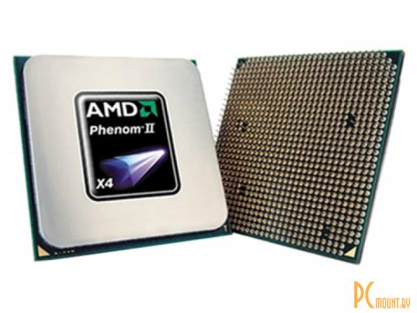 фото AMD Soc-AM3 Phenom 2 X4 955 (HDX955FBK4DGM) (3.2/1800/8Mb) OEM