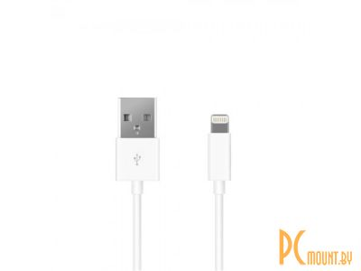 cable apple 8pin prime line 7201 white 1-2m