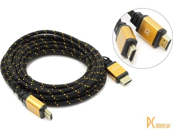 cable hdmi defender hdmi-17pro 5m 87460