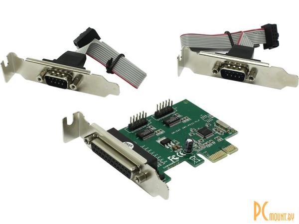 adapter orient pci-e 2s1p xwt-pe2s1plp oem