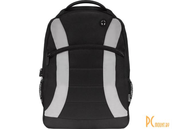"""фото 15.6 Рюкзак для ноутбука Defender Everest 15.6"""" черный, органайзер (26066)"""