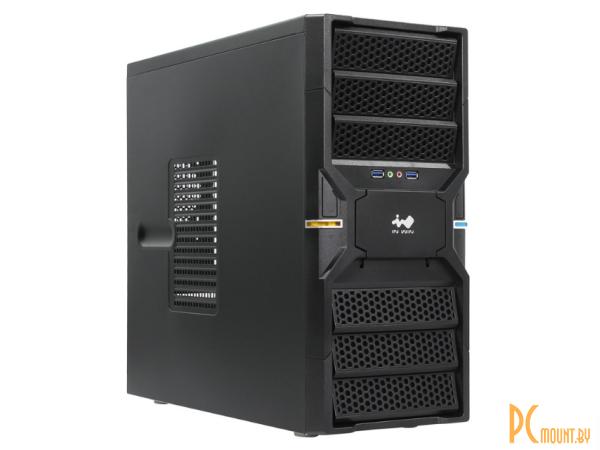 case inwin ec036 rb-s500hq7-0h black usb3-0