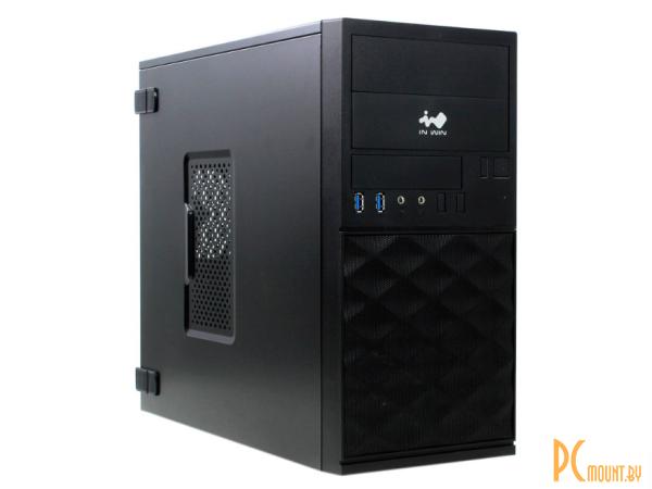 case inwin efs052 rb-s500hq7-0h black usb3-0