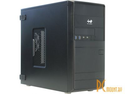 case inwin efs054 rb-s500hq7-0h black usb3-0