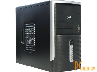 case inwin emr001 rb-s450hq7 black-silver