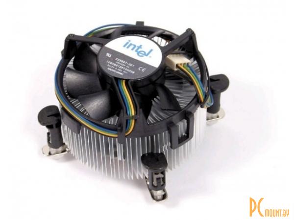 фото Вентилятор Intel Original Кулер, Al