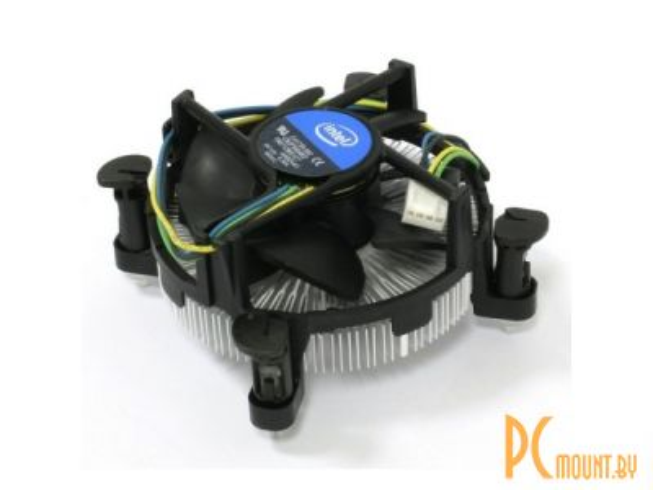 фото Вентилятор Intel Original Кулер, Al+Cu