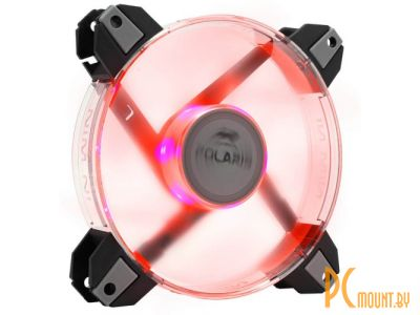 cooler inwin polarisfan-1pk-red