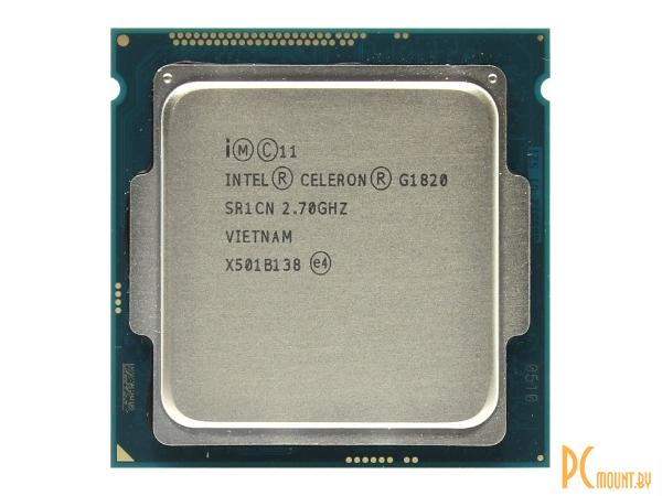 Процессор Intel Celeron G1820 OEM Soc-1150