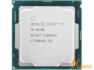фото Процессор Intel, Soc-1151 v2, Core i5-8400 OEM