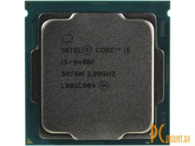 фото Процессор Intel Core i5-9400F BOX Soc-1151-v2