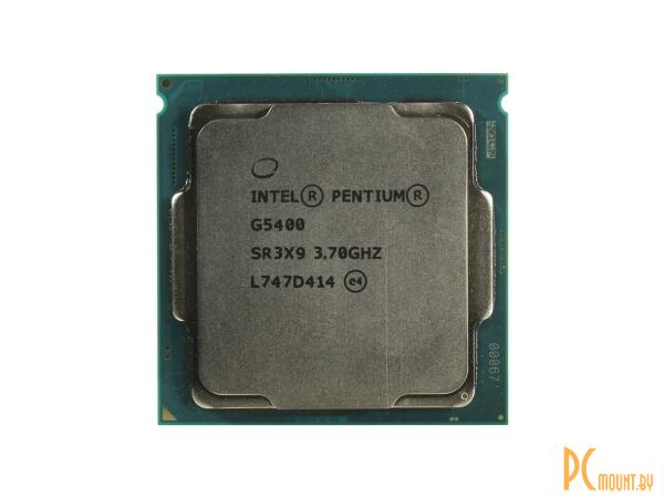 cpu s-1151-2 pentium-g5400 box