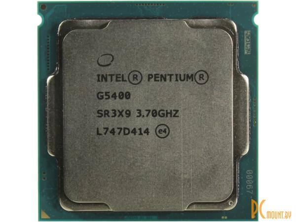 фото Процессор Intel Pentium Gold G5400 OEM Soc-1151-v2