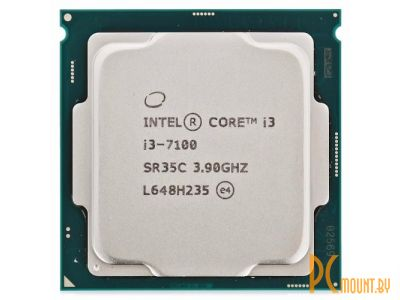 фото Процессор Intel Core i3-7100 OEM Soc-1151