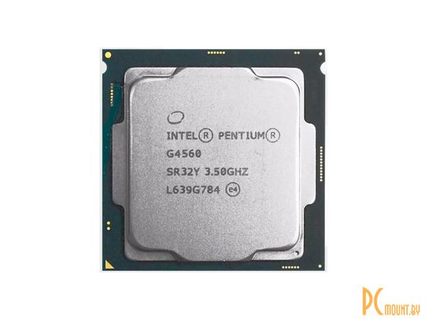 Процессор Intel Pentium G4560 BOX Soc-1151